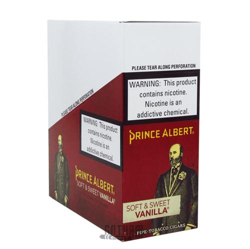 Prince Albert Soft & Sweet Vanilla Pack