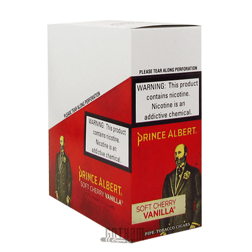 Prince Albert Cherry Vanilla Pack