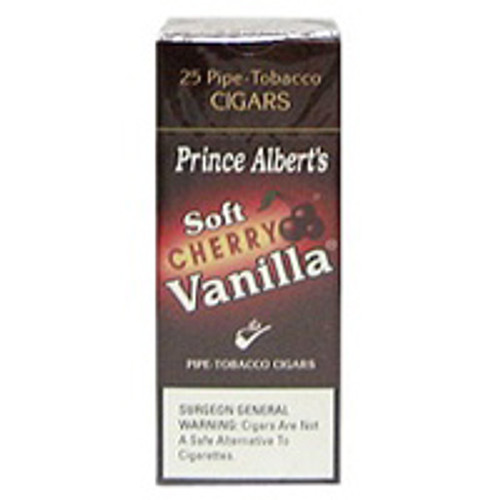 Prince Albert Cherry Vanilla Box