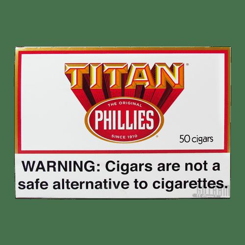Phillies Titan Box