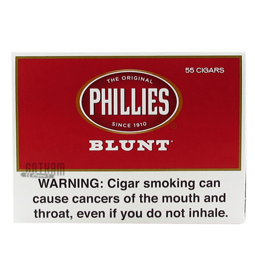 Phillies Blunts Original Box