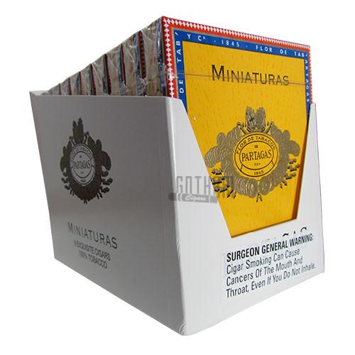 Partagas Miniaturas Box