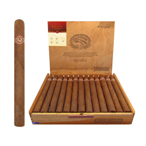 Padron Executive Natural Open Box and Stick