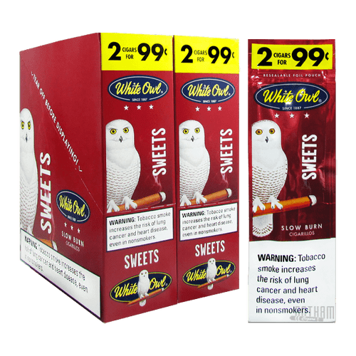White Owl Cigarillos Sweets