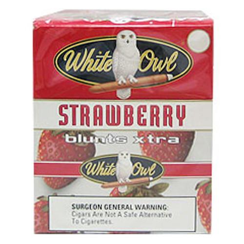 White Owl Blunts Xtra Strawberry