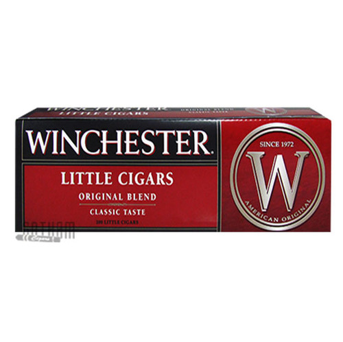 Winchester Little Cigars Soft 85's carton