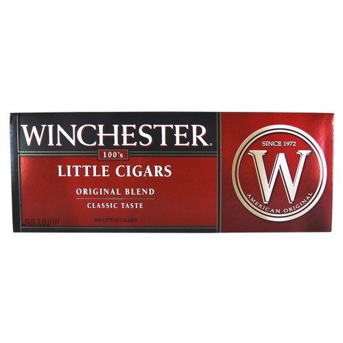 Winchester Little Cigars Soft 100's Carton