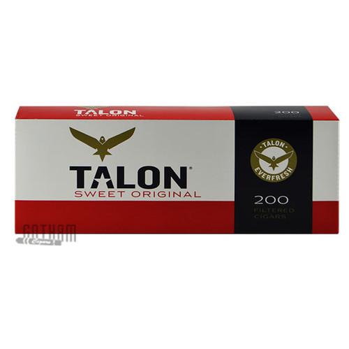 Talon Filtered Cigars Sweet Original carton