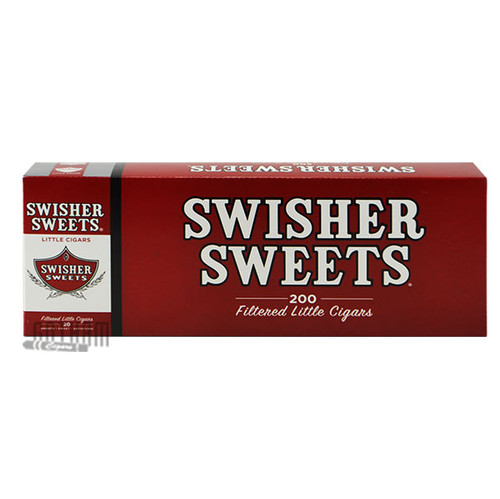 Swisher Sweets Little Cigars Regular carton & pack