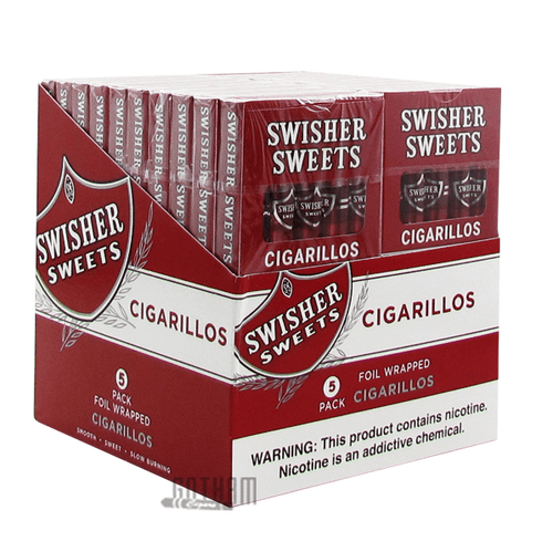 Swisher Sweets Cigarillos Pack