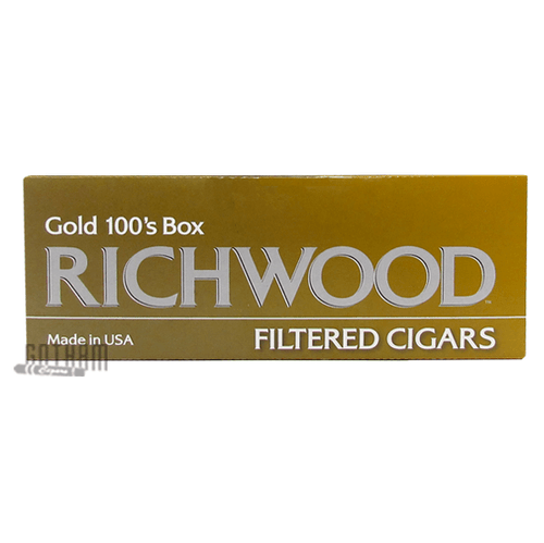 Richwood Filtered Cigars Mild 100 Box