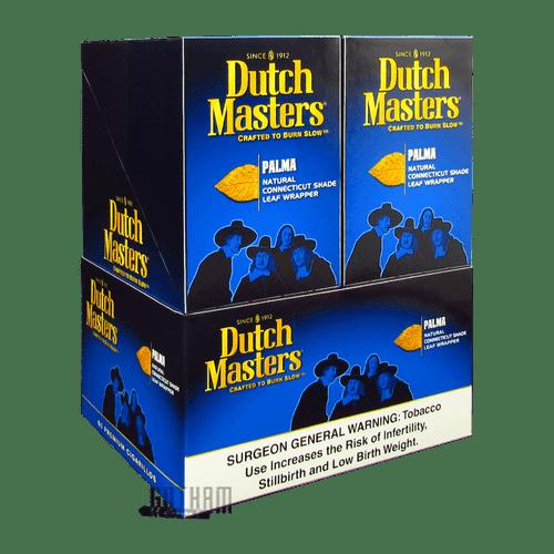 Dutch Masters Cigarillos Palma Box