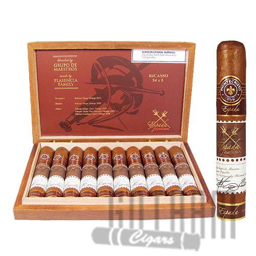 Montecristo Espada Ricasso Box & Stick