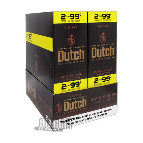 Dutch Masters Cigarillos Java Fusion