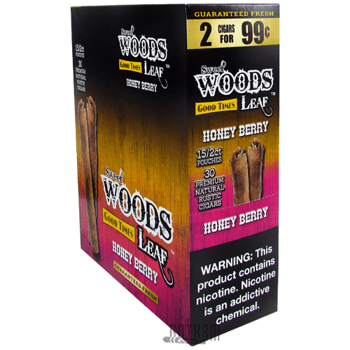 Good Times Sweet Woods Honey Berry Box