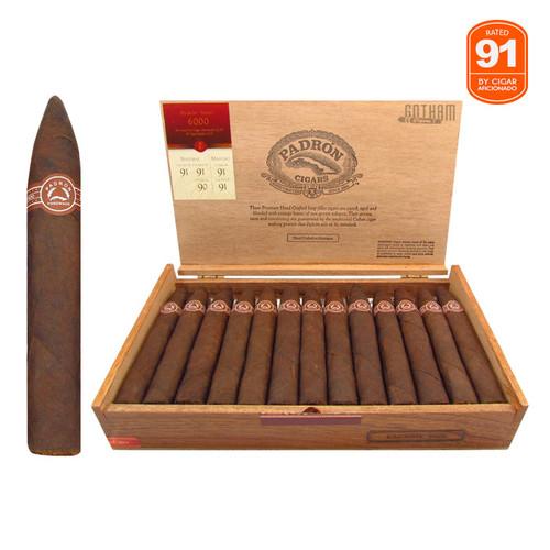 Padron 6000 Maduro Open Box and Stick