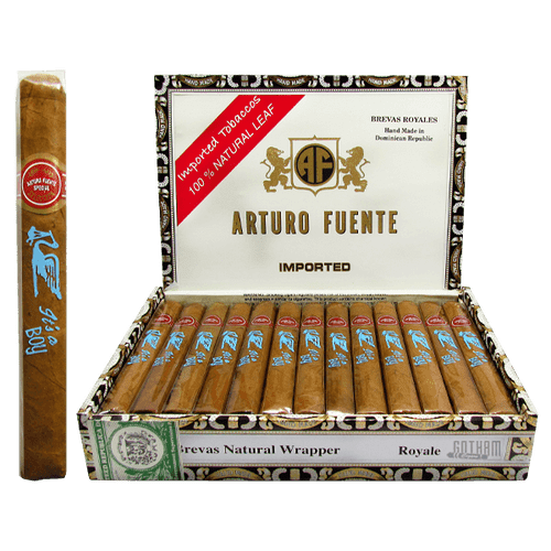 Arturo Fuente Brevas It's A Boy Box
