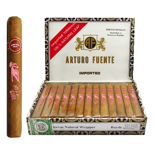 Arturo Fuente Brevas It's A Girl Box