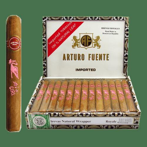 Arturo Fuente Brevas It's A Girl Box
