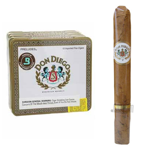 Don Diego Preludes Box & Stick