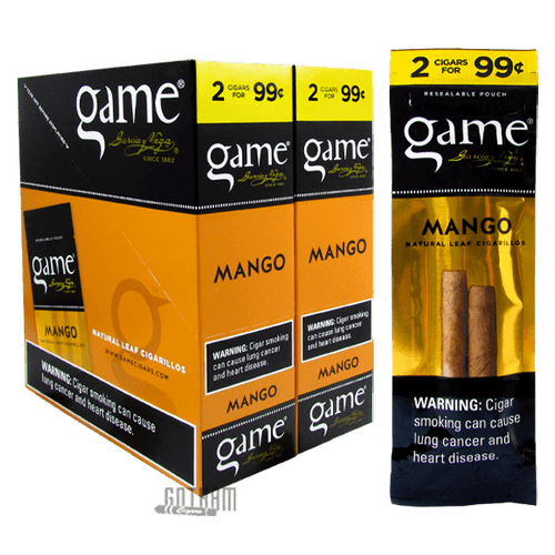 Game Cigarillos Mango