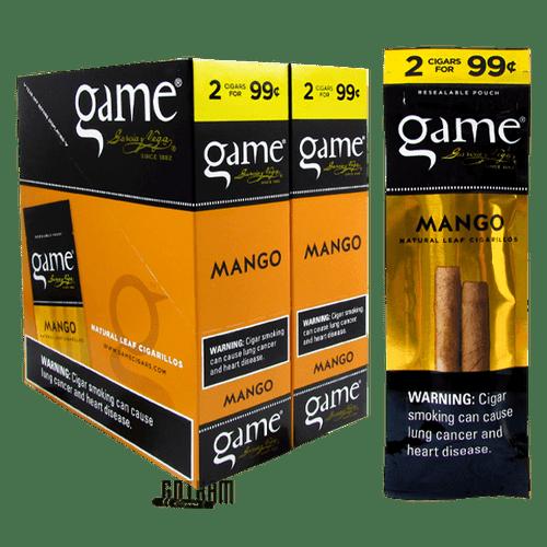 Game Cigarillos Mango