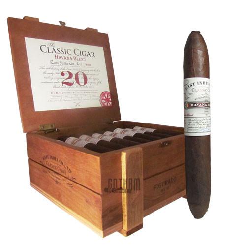 Gurkha Classic Havana Blend Figurado Box & Stick