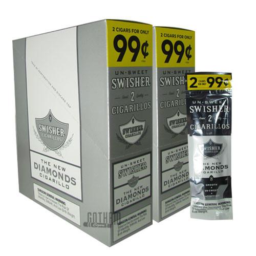 Swisher Un - Sweet The New Diamonds Cigarillo