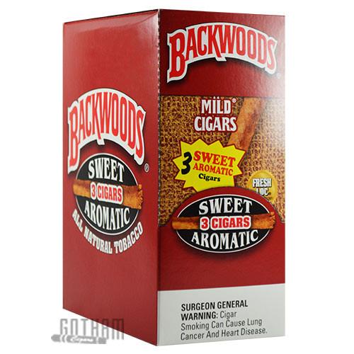 Backwoods Sweet Aromatic 3