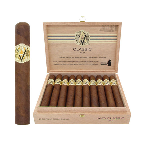 Avo Classic No. 9 Open Box and Stick