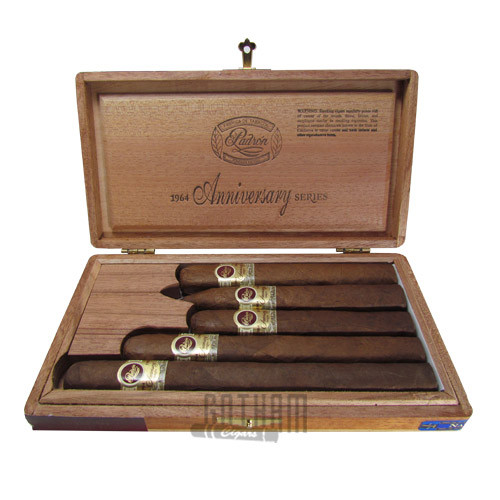 Padron 1964 Anniversary Sampler Natural Box Front