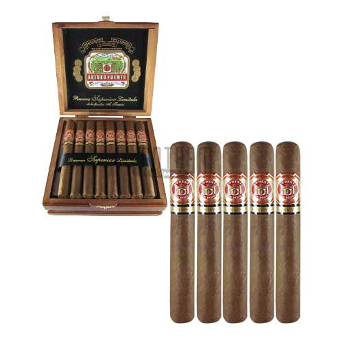 Arturo Fuente Don Carlos No. 3 Box & 5 pack