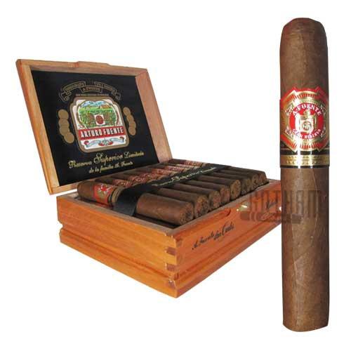 Arturo Fuente Don Carlos Robusto Box & Stick