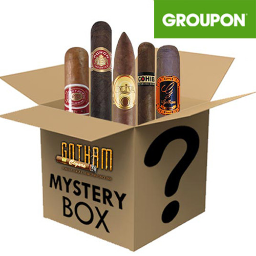 Gotham's Mystery Cigar Mix 5 Pack