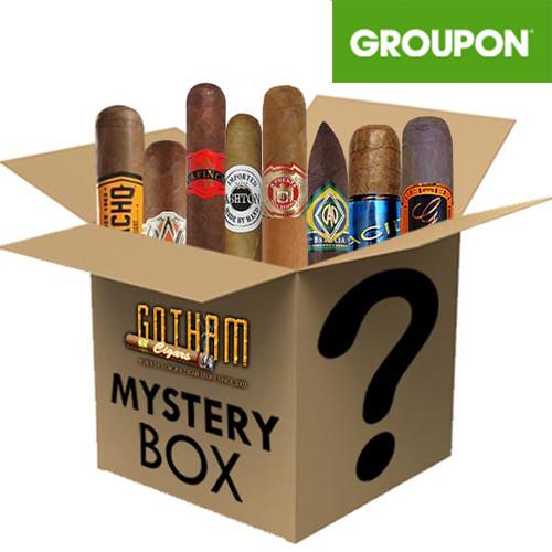 Gotham's Mystery Cigar Mix 8 Pack