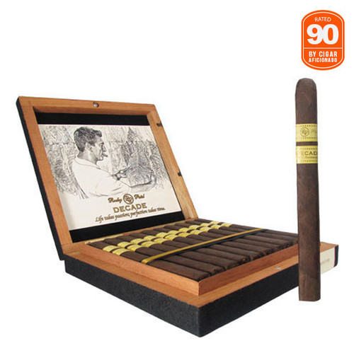 Rocky Patel Decade Lonsdale Rated 90 by Cigar Aficionado