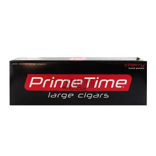 Prime Time Large Cigars Cherry Box