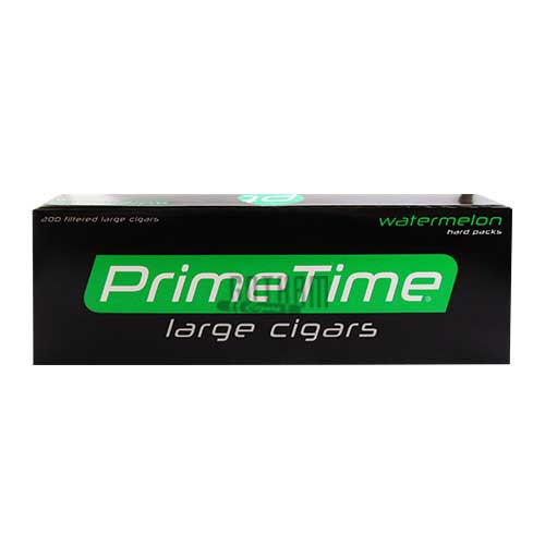 Prime Time Large Cigars Watermelon Box
