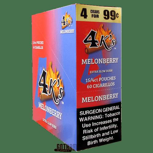 Good Times 4Ks Cigarillos Melon Berry Box