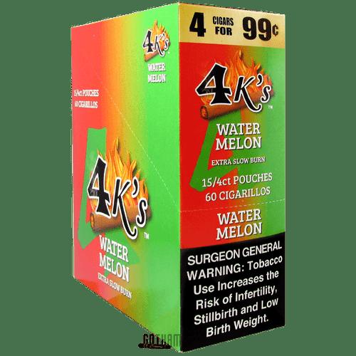 Good Times 4Ks Cigarillos Watermelon Box