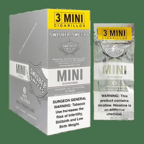 Swisher Sweets Mini Cigarillos Diamond