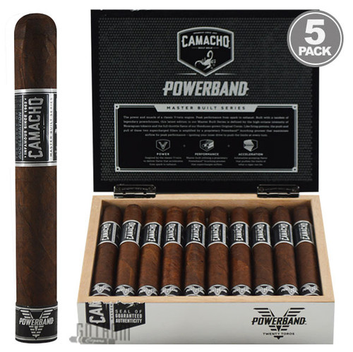 Camacho Powerband Toro BOX AND 5PACK