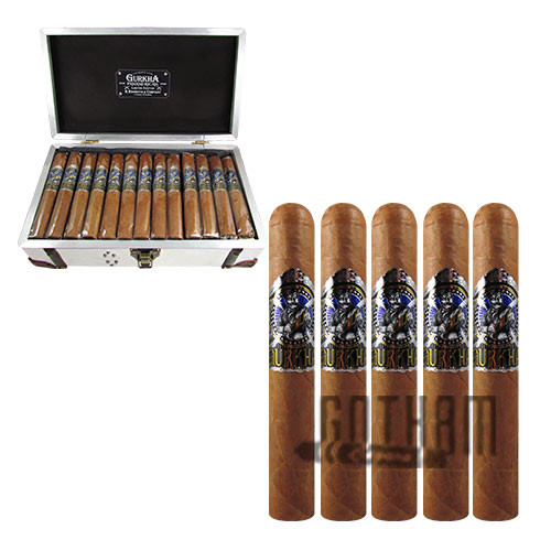 Gurkha Pan American XO BOX AND 5PACK