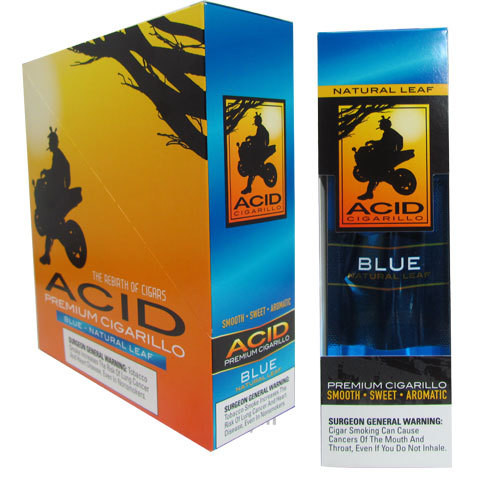 Acid Cigarillos Blue