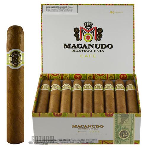 Macanudo Gigante Box & Stick