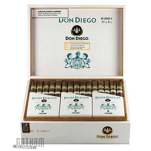 Don Diego Babies Box