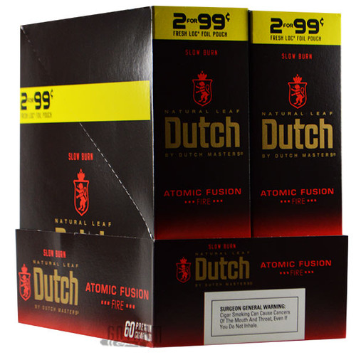 Dutch Masters Cigarillos Atomic Fusion