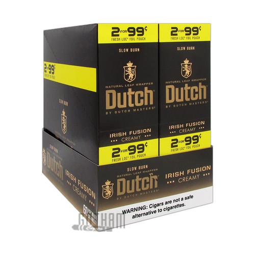 Dutch Masters Cigarillos Irish Fusion Box