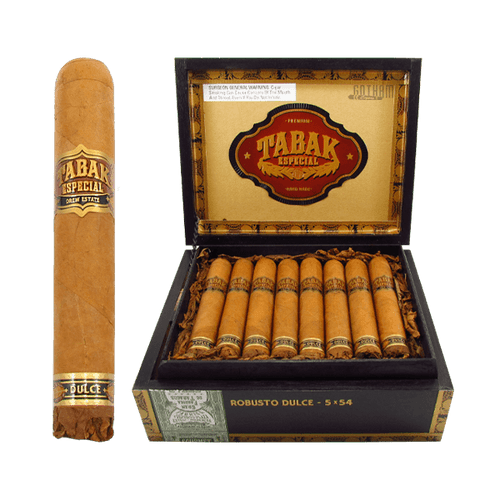 Tabak Especial Robusto Dulce