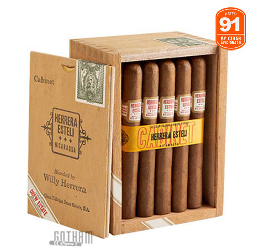 Herrera Esteli Short Corona Gorda Open Box